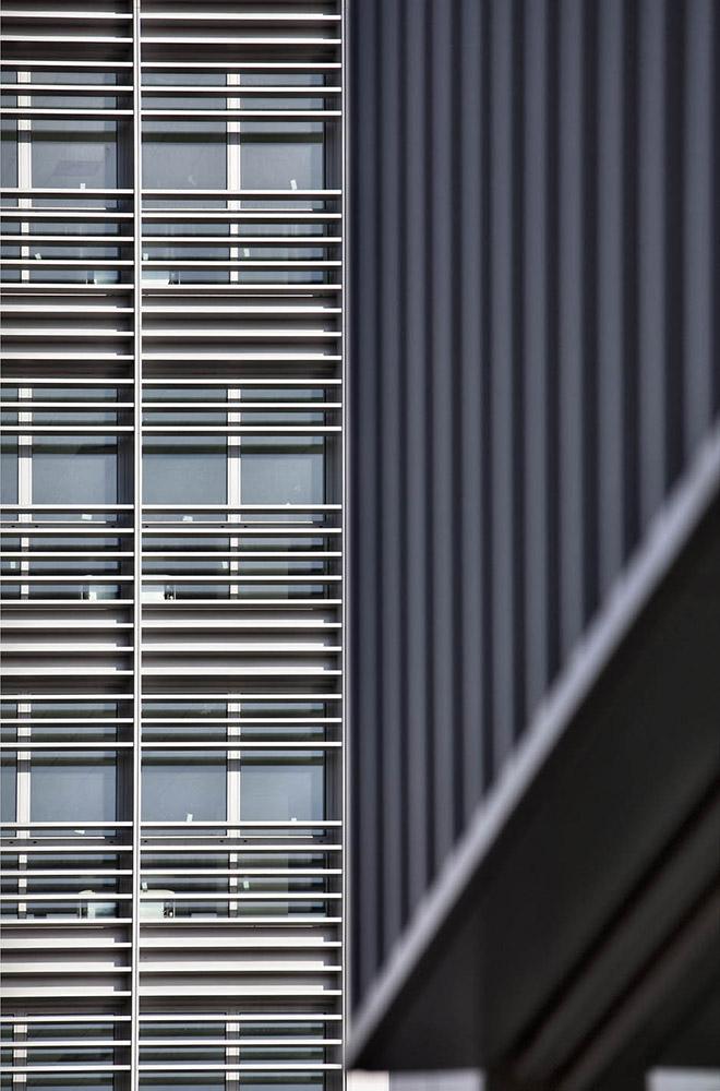 Front Elevation With Glass : Polito serramenti